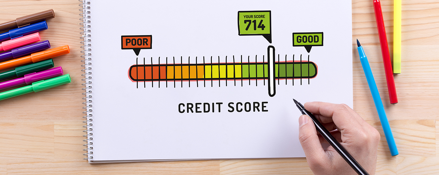 Your Credit Score Is Important.