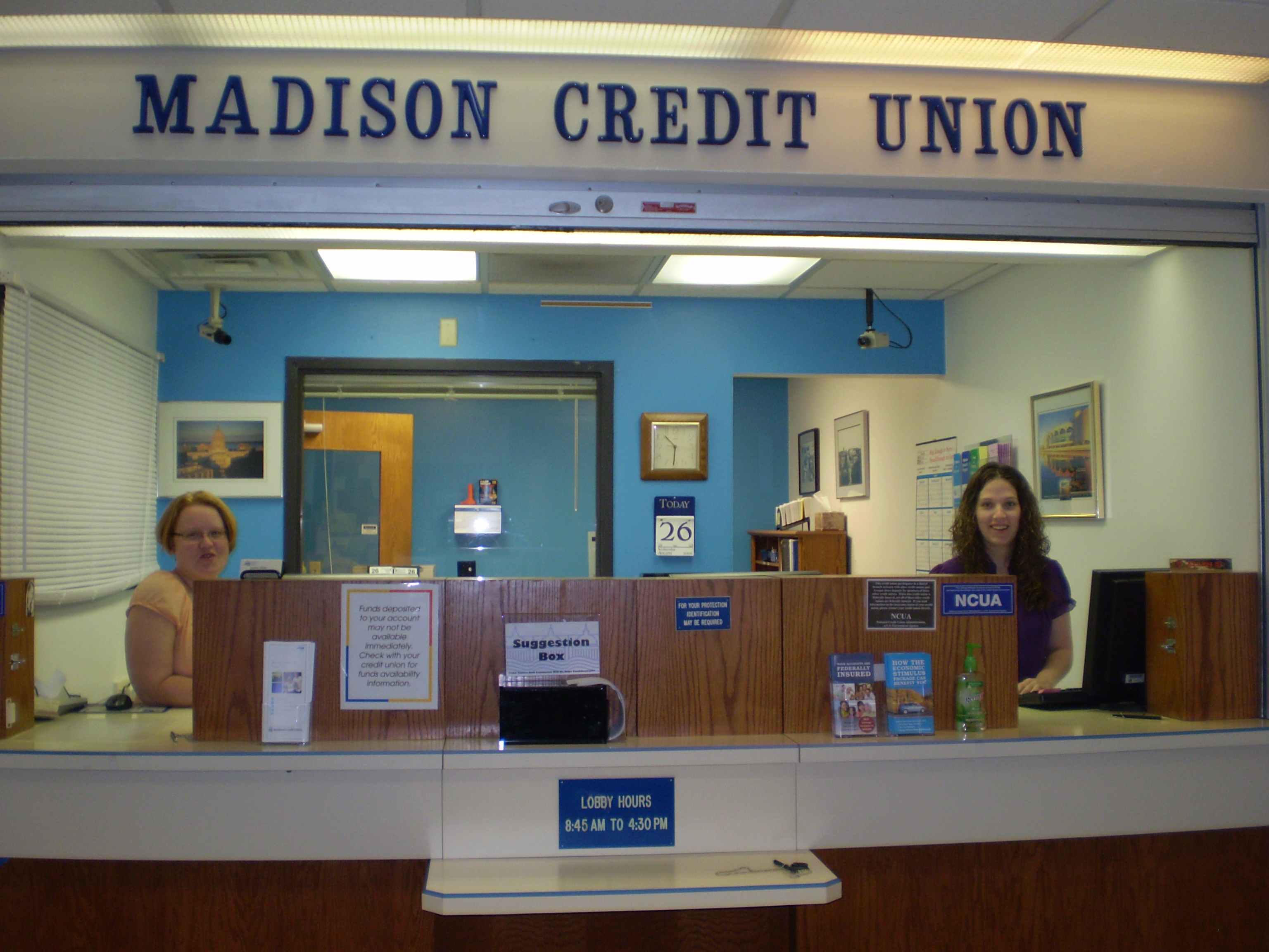About the credit union madison credit union for Motor city credit union locations