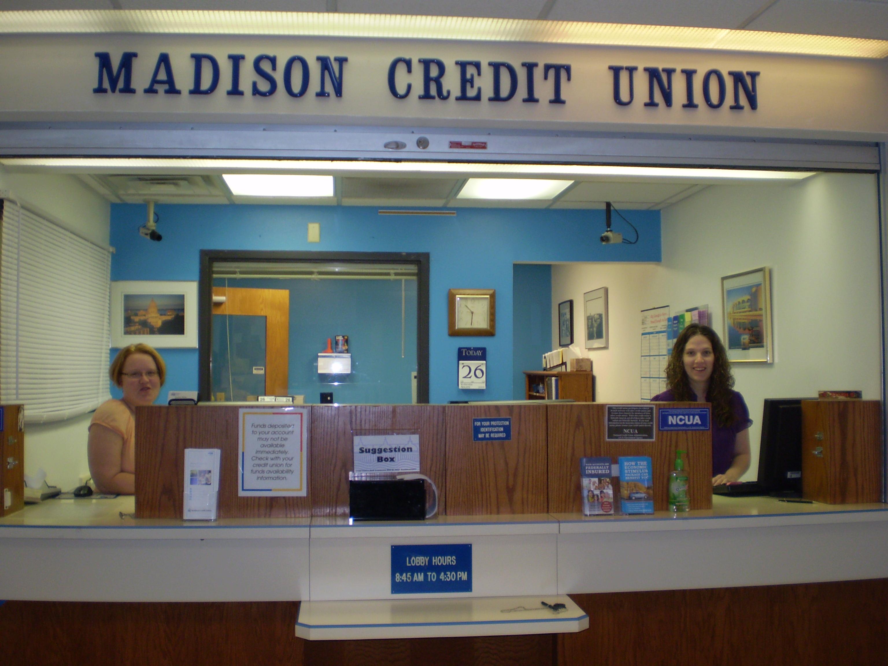 madison credit