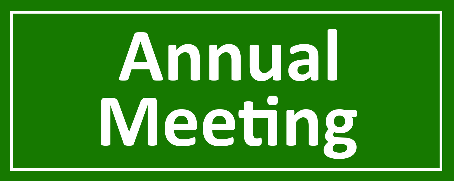 Annual Meeting Set For February 12th