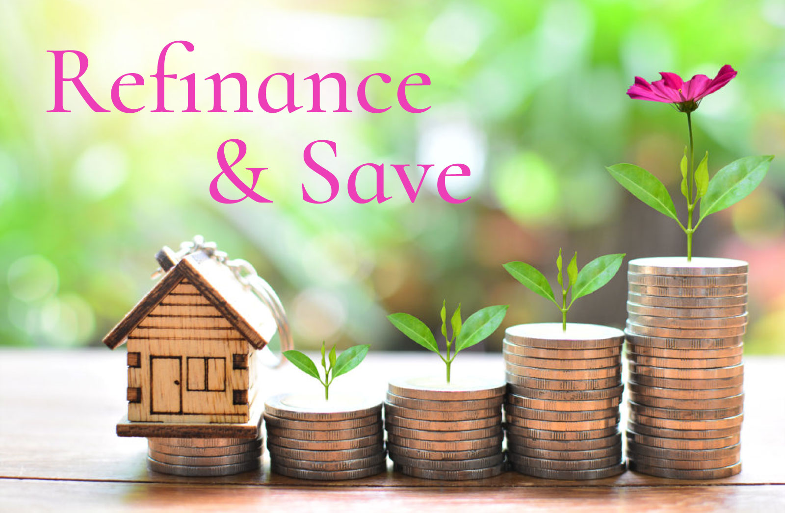 First Mortgage Refinance